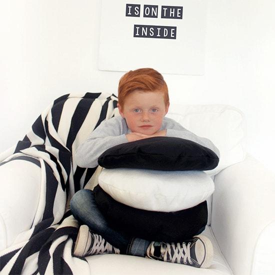 Oreo Pillow