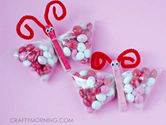 Valentine's Day Kids' Creature Crafts