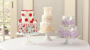 dream wedding cakes craftsy class