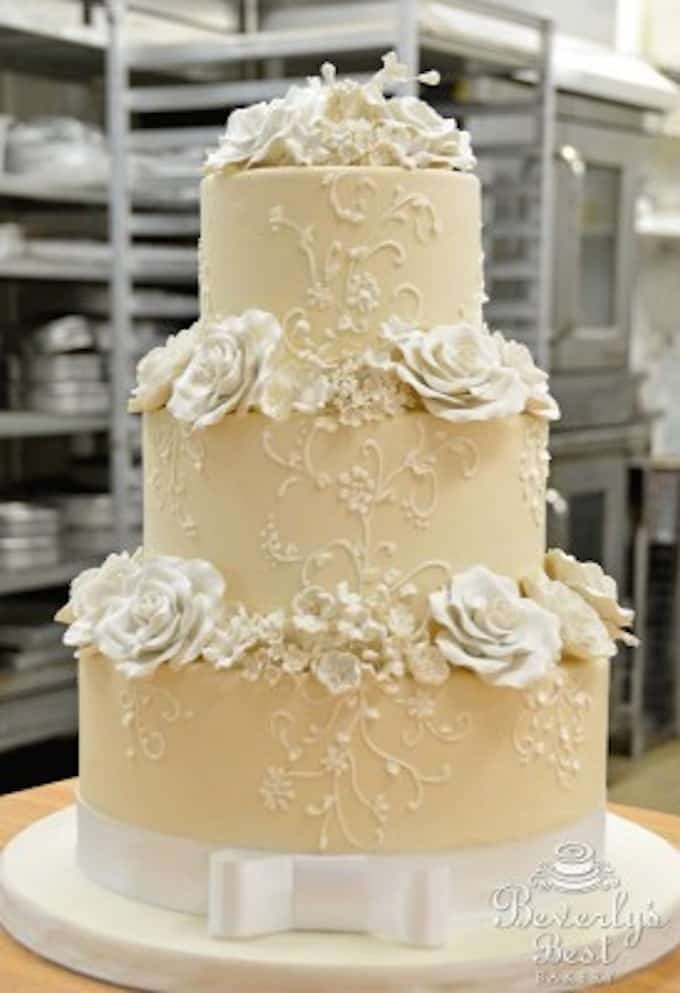 121 Amazing Wedding Cake Ideas You Will Love • Page 2 of 3 • Cool Crafts