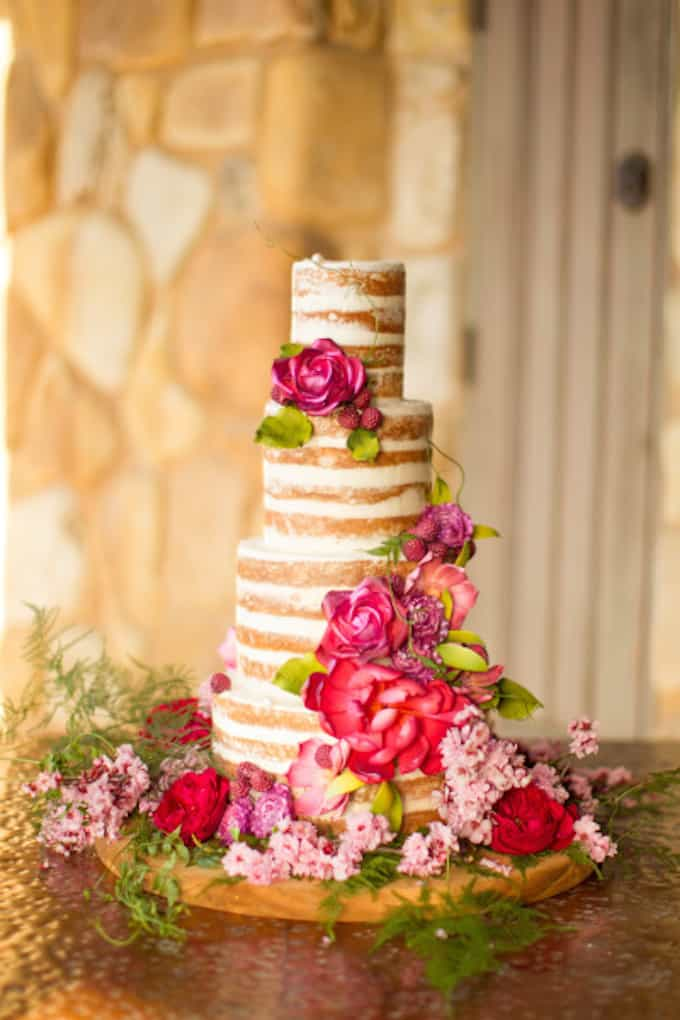 exposed wedding cake 121 amazing wedding cake ideas you will cool crafts 14065