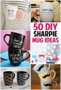 50 DIY Sharpie Mug Ideas
