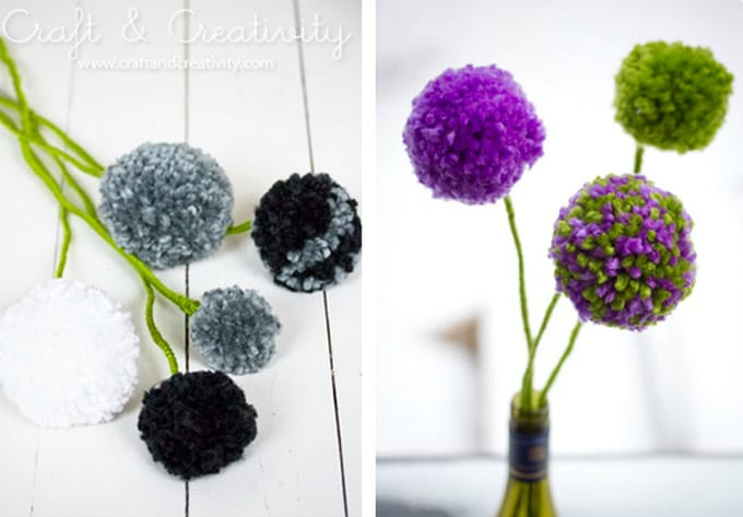 60 Amazing Diy Pom Pom Crafts