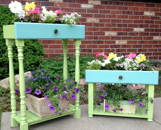 porch planters