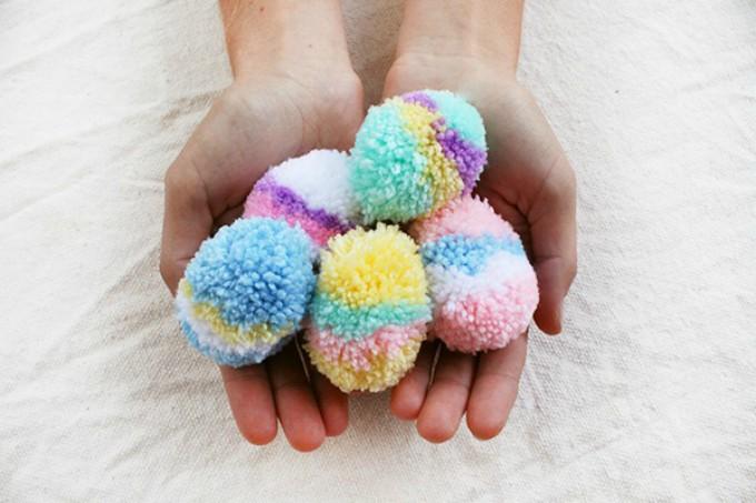 60 Amazing Diy Pom Pom Crafts