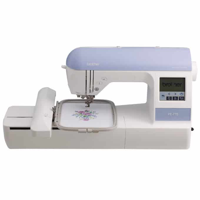 Brother PE770 Sewing Machine
