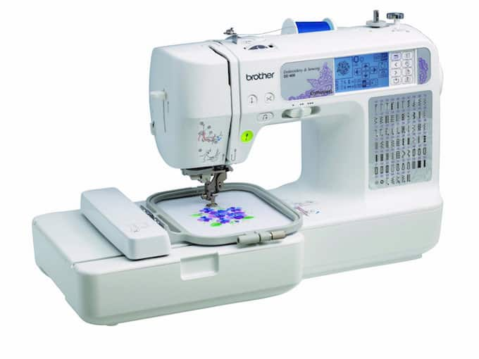 Brother SE400 Sewing Machine