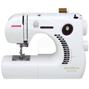 Janome Jem Gold Plus Sewing Machine