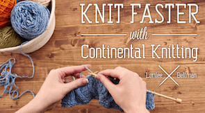 knit faster class