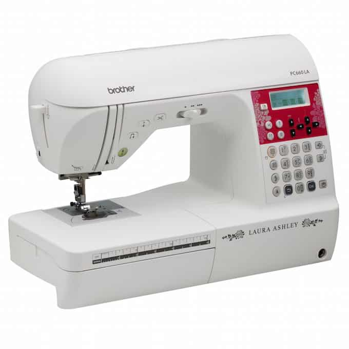 Laura Ashley PC660LA Sewing Machine