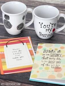 diy coffee mug gift