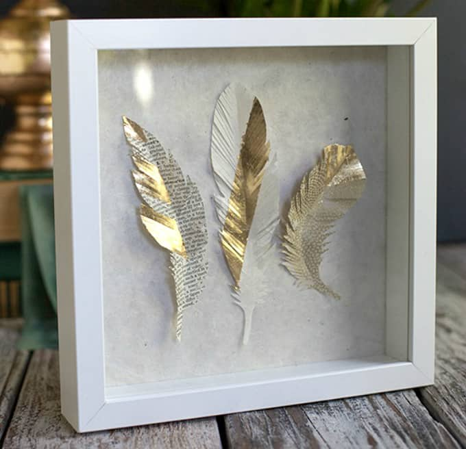 53 Clever Feather Craft Ideas