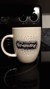 sticker sharpie mug