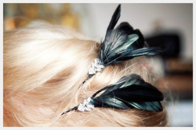 feathe hin pins