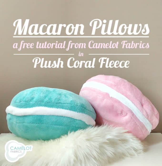 macaroon pillows