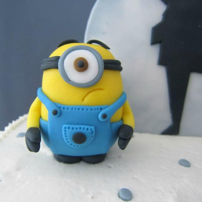 clay minion despicable me