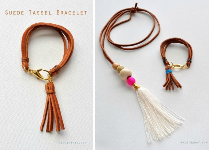 suede leather bracelet
