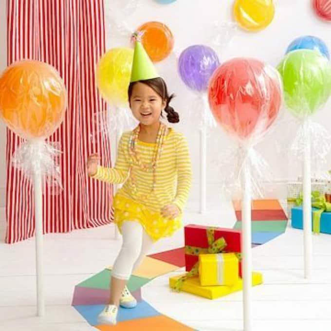balloon jumbo lollipops
