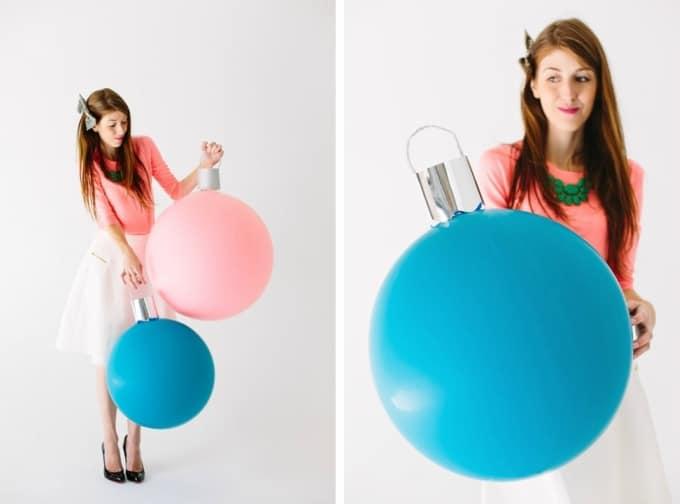 ornament balloons