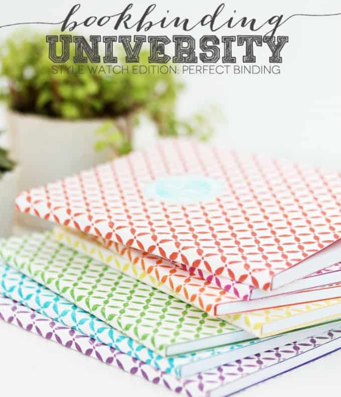 diy notebook binding