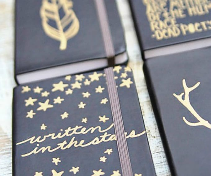 sharpie pen journals