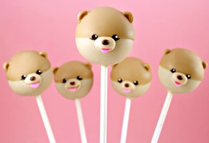 Making Cake Pops