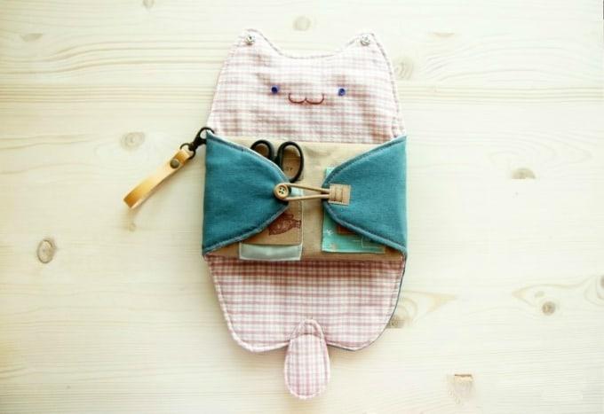 sewing organizer bag
