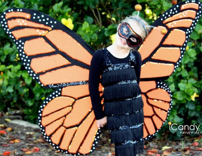 monarch butterfly custome
