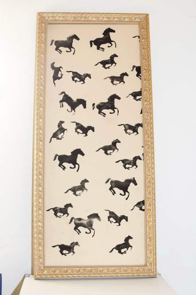 equestrian diy