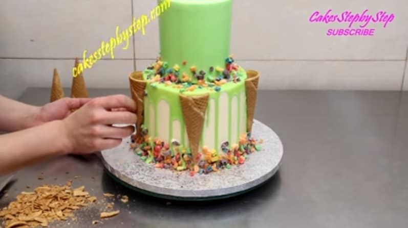 30 Delicious Dripping Cake Ideas Oozing With Icing O Cool Crafts
