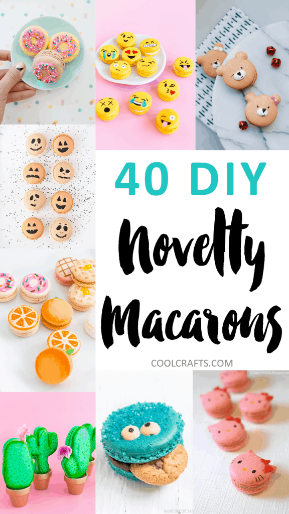 40 Creative Macaron Recipes & Designs You Should Try Today
