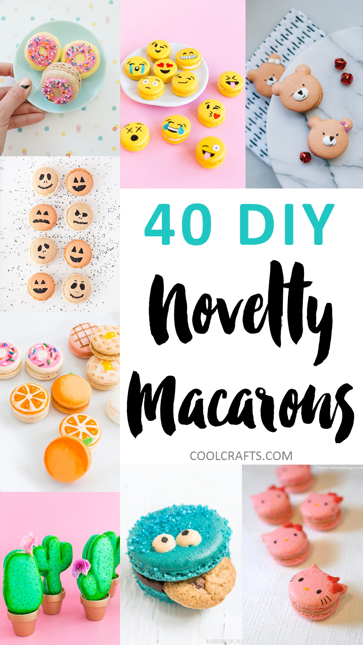 Macaron recipe ideas