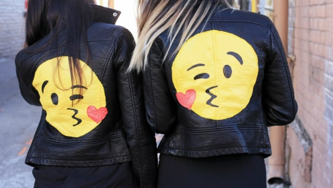 bff emoji jackets