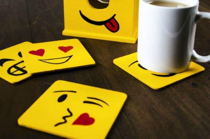 Facebook Art Paint Emoji