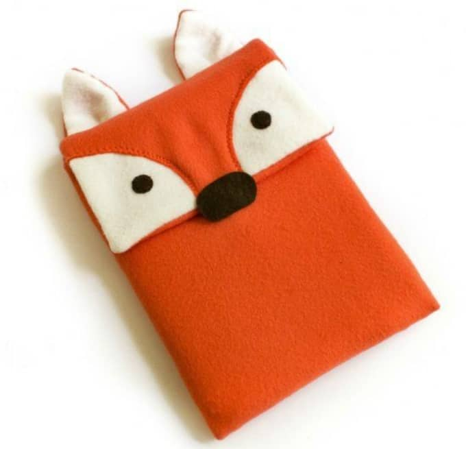 fox ipad sleeve