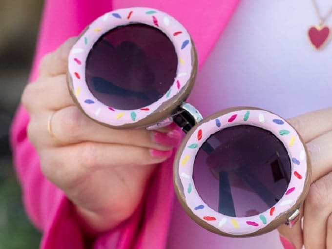 donut sunglasses