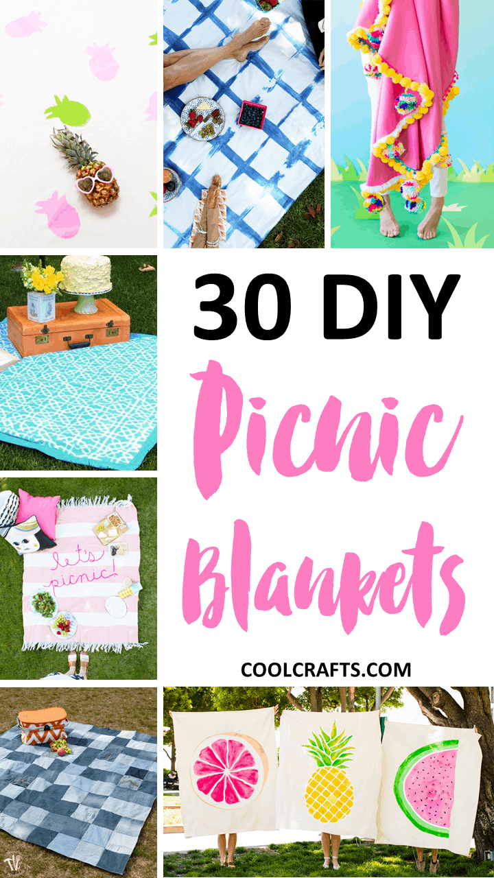 Picnic Blankets - Ideas