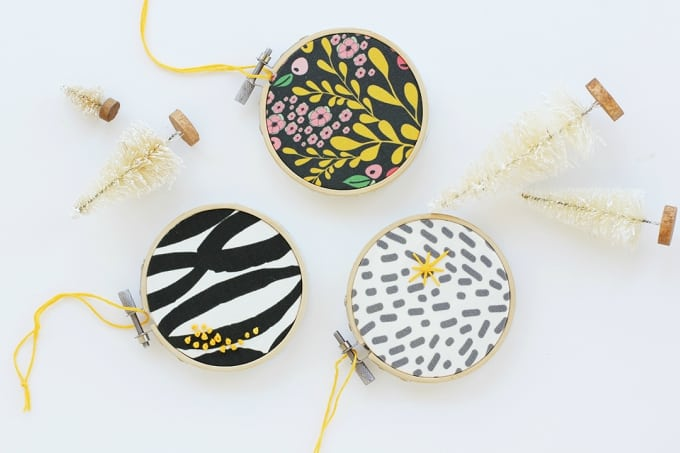 45 Stunning Embroidery Hoop DIY Projects • Cool Crafts