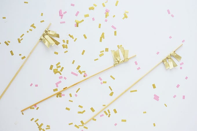 new years eve drink stirrers