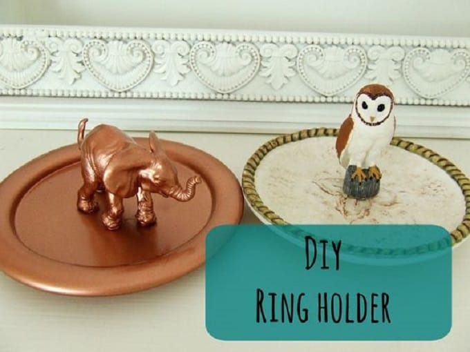 Animal Inspired Ring Holders