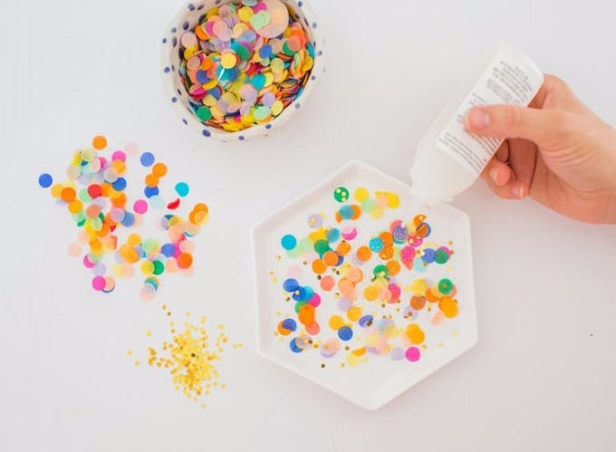 confetti catchall