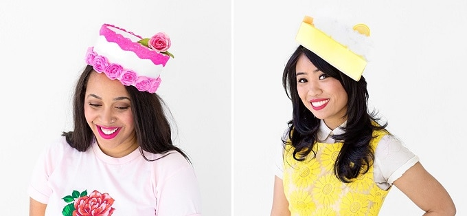 Cake Inspired Derby Day Hats