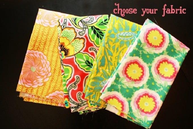 vintage-inspired napkins