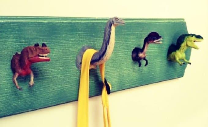 dino wall hook