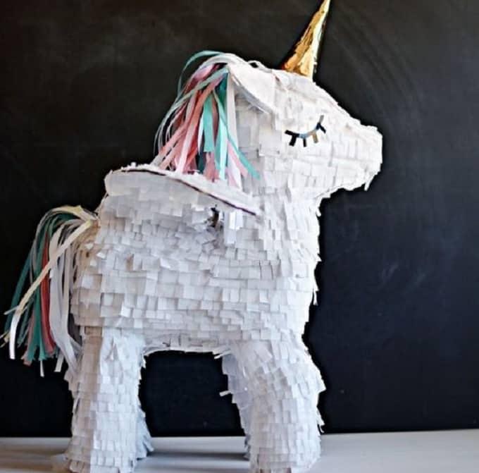 unicorn piñatas