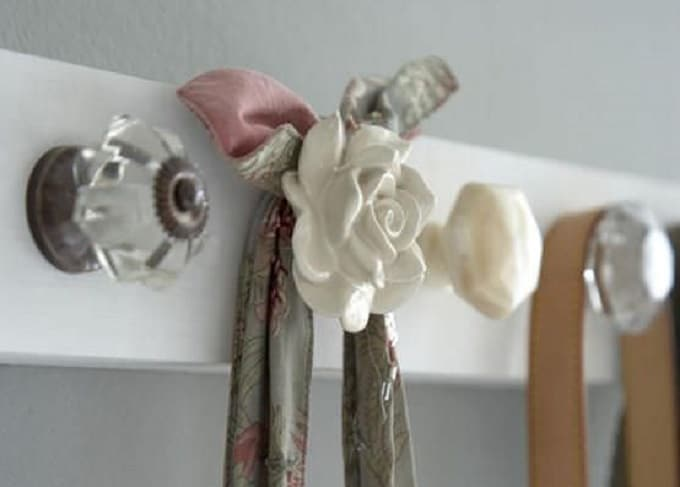 coat rack out knobs