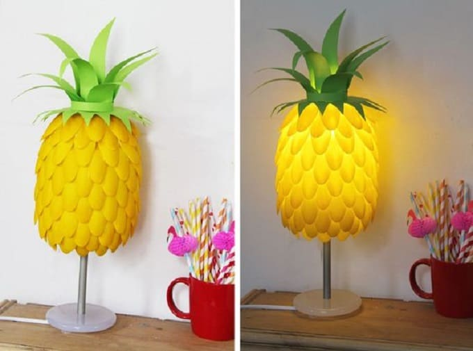 pineapple light