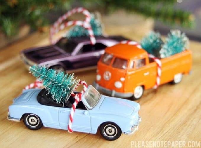car ornaments