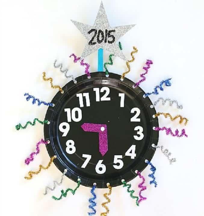 DIY countdown clock