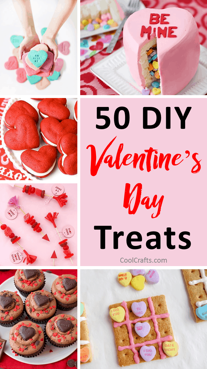 Love is In The Air With These 50 DIY Valentine's Day Ideas. | Coolcrafts.com